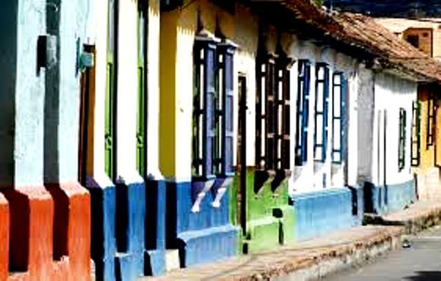 Mucuchíes, Mérida, Venezuela.