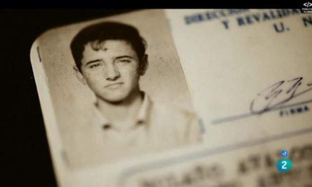 bolaño (imagen del film de TVE Bolaño, el último maldito)