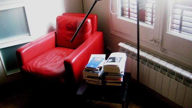Donde los libros, Don de la lectura.