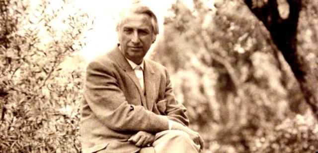 Le critique littéraire et sémiologue français Roland Barthes