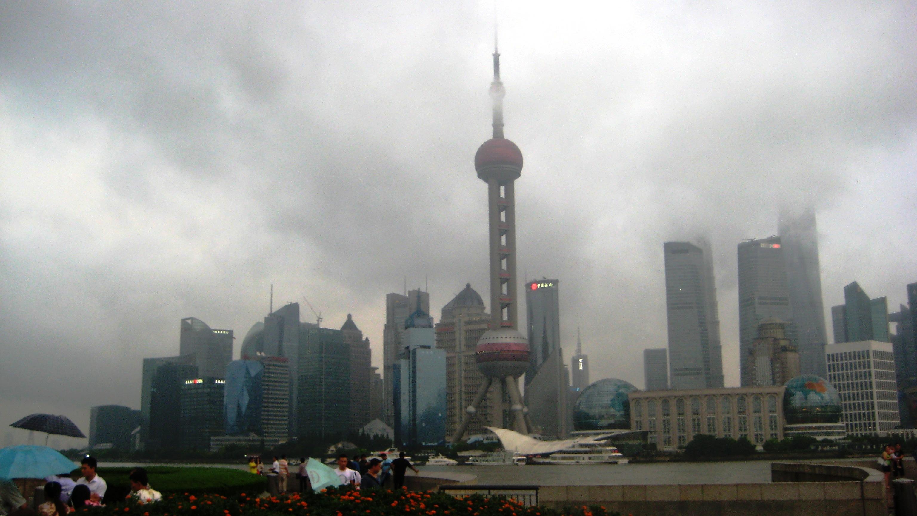 Shanghai. bruma.